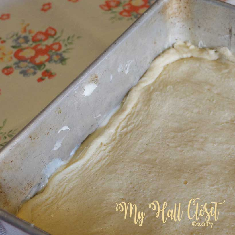 Sopapilla Cheesecake Recipe