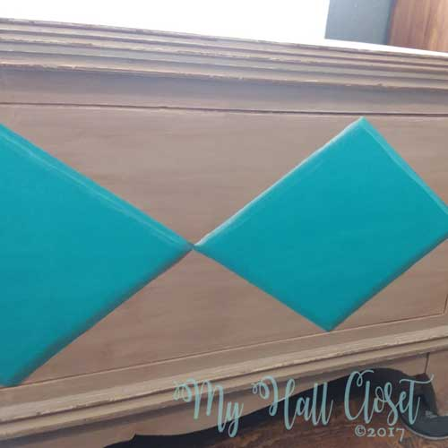 A Quick and Easy Face-Lift For an Old Cedar Chest latest color