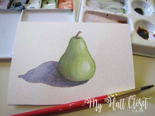 Shadow, Darkness, and Light – A Watercolor Tutorial and Devotional
