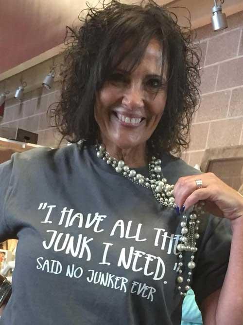 Junkin' Friend, Jackie