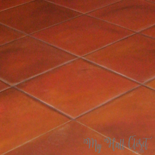 Faux tile shadows and highlights