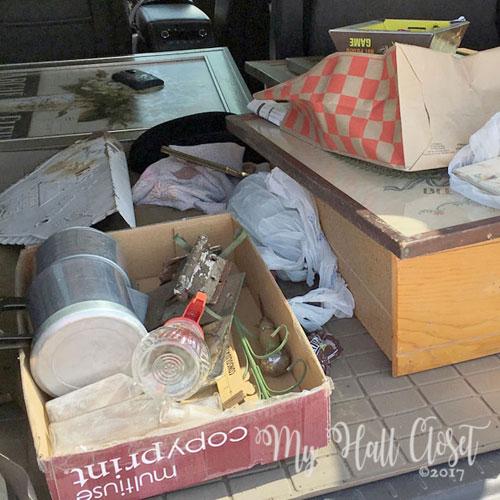 Junkin' road trip haul
