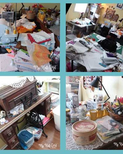 conquer creative clutter what a mess