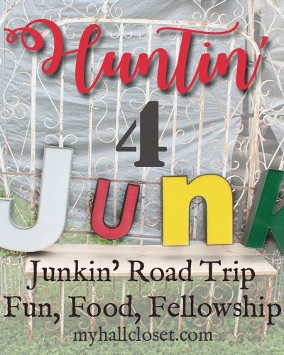 Hunting for Junk at Antiques Week in Round Top and Warrenton, Texas