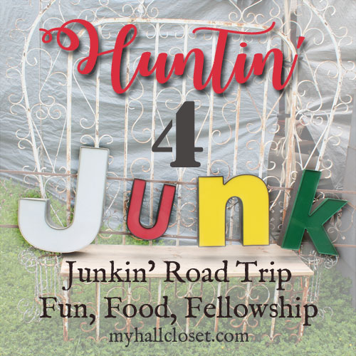 Huntin' 4 Junk at Antiques Week in Round Top and Warrenton, Texas