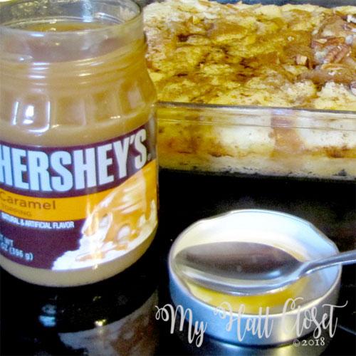 Hot Dog Bun Pudding ingredients