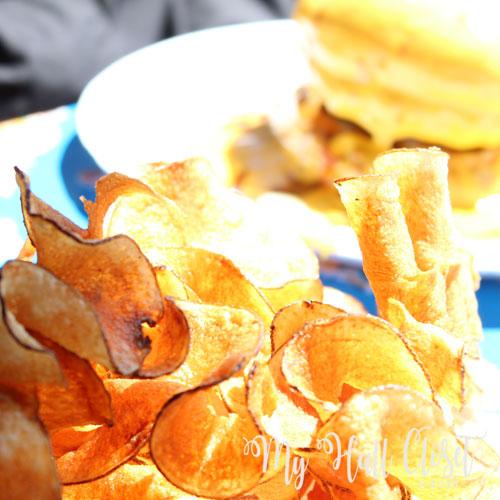twisted potatoes
