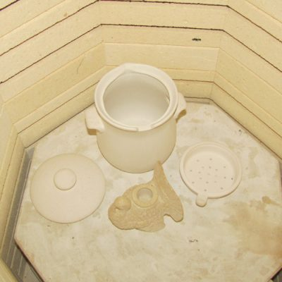 Lessons from the kiln
