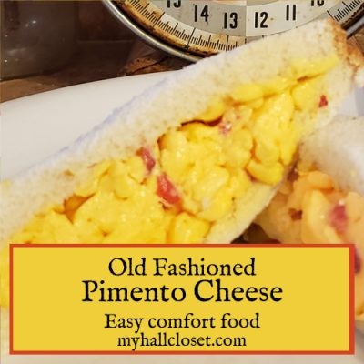 Old Fashioned Pimento Cheese