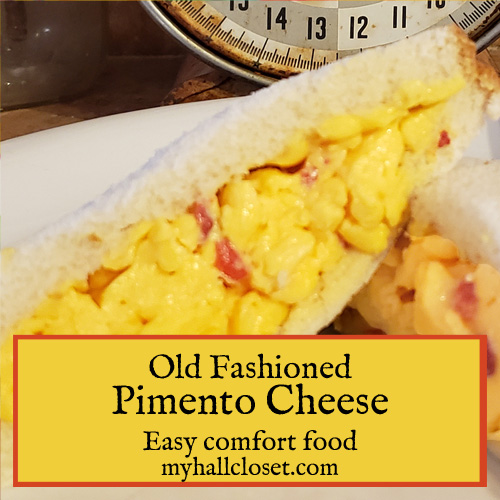 Old fashioned pimento cheese recipe