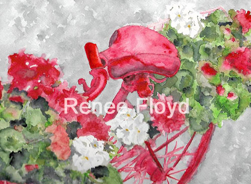 Upcycled by Renee Floyd